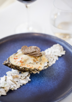 Rech: An exceptional dinner with Pomerol/ Black Truffle